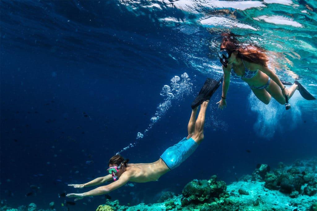 Freediving Theorie lernen um Aonoetauchen zu können