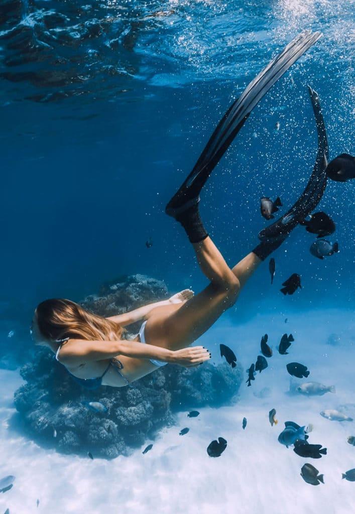 Level 1 Freediving Kurs Apnpetauchen lernen ganz einfach