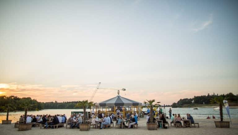 Apnoetauchen im Beachclub Nethen