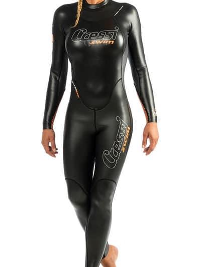 Triton (Damen) Neopren Schwimmanzug